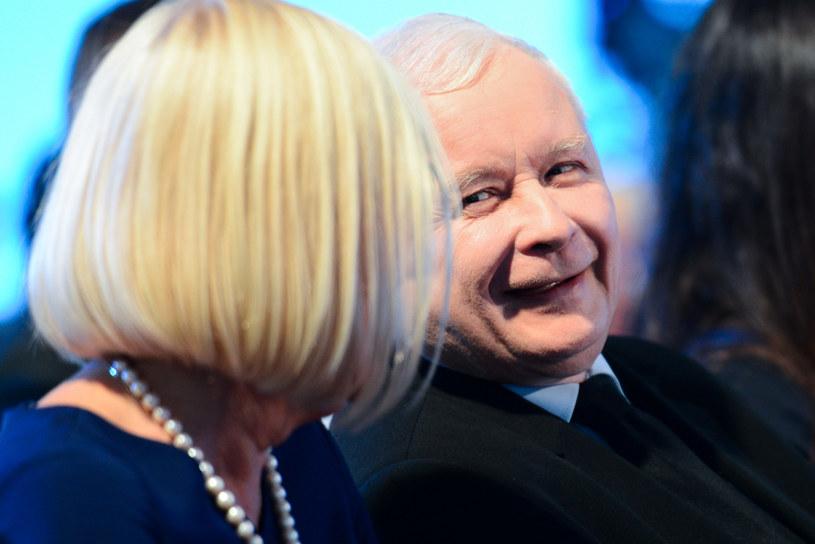 Jarosław Kaczyński ma ogromne szanse na utrzymanie władzy /Adam Staśkiewicz /East News