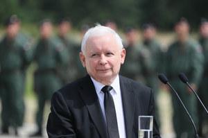 Jarosław Kaczyński: Musimy obronić Polskę i Europę