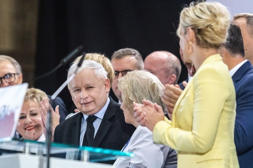 Jarosław Kaczyński nie pali się, by naruszać podatkowe status quo /Magdalena Pasiewicz /East News