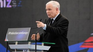 """Jarosław Kaczyński o ataku na dzieci. """"W centrum jest wczesna seksualizacja"""""""