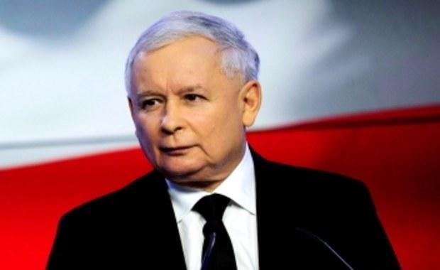 """Jarosław Kaczyński o przeszukaniu w redakcji """"Wprost"""": Akcja przeciwko wolności słowa"""