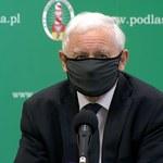 Jarosław Kaczyński o sytuacji na granicy: To jest akcja kierowana przez Aleksandra Łukaszenkę