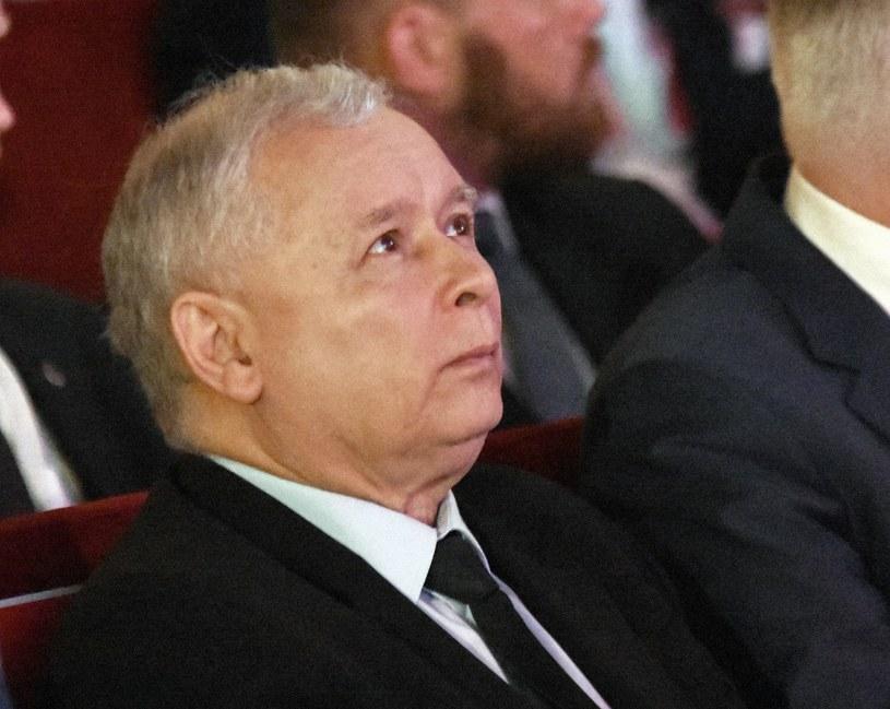 Jarosław Kaczyński odwiesił Zbonikowskiego w prawach posła. Powodem zawieszenia było zawiadomienie o popełnieniu przez Zbonikowskiego przestępstwa /M Lasyk /Reporter