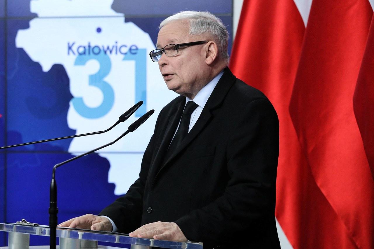 Jarosław Kaczyński po porażce Beaty Szydło: Angela Merkel zadzwoniła z przeprosinami