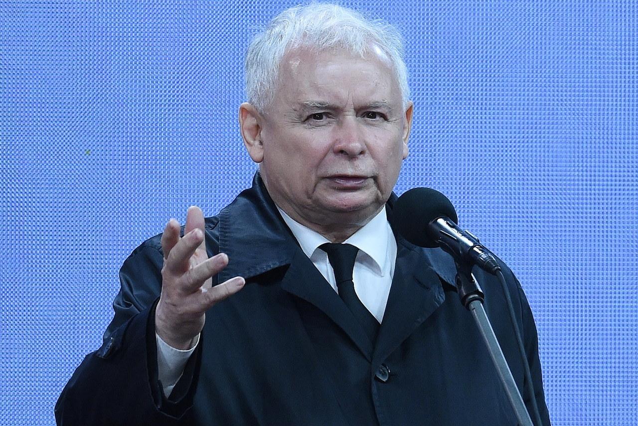 Jarosław Kaczyński: Prawda jest coraz bliżej. Stąd atak nienawiści