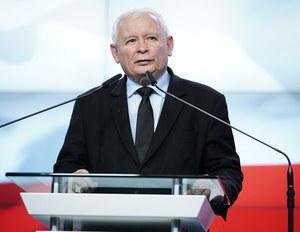 Jarosław Kaczyński, prezes PiS: Mateusz Morawiecki ma spore szanse pobić rekord Donalda Tuska