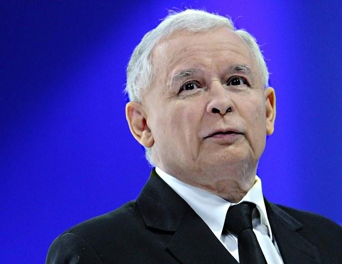 Jarosław Kaczyński, prezes PiS /Stanisław Kowalczuk /East News