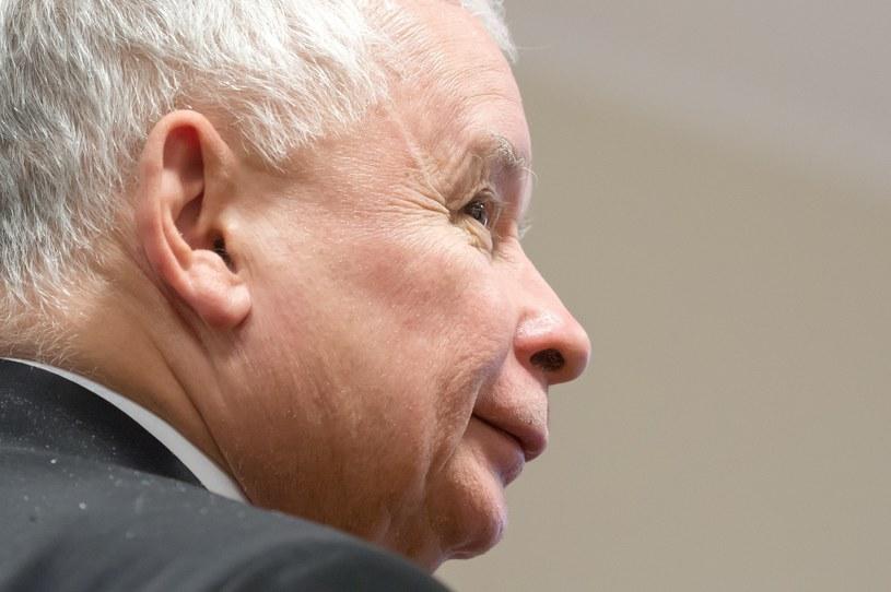 Jarosław Kaczyński, prezes PiS /Wojciech Strozyk/REPORTER /East News
