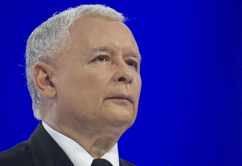 Jarosław Kaczyński: To jest oczywista prowokacja /Krystian Dobuszyński /Reporter