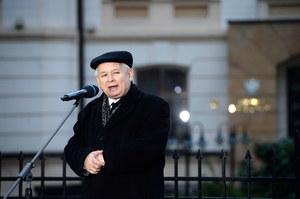 Jarosław Kaczyński: To niebywałe natężenie hipokryzji
