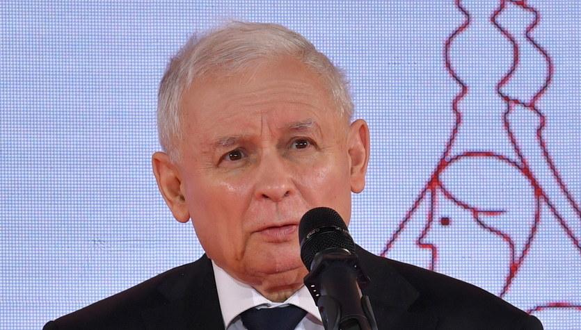 Jarosław Kaczyński w Rzeszowie. Spotka się z Ewą Leniart