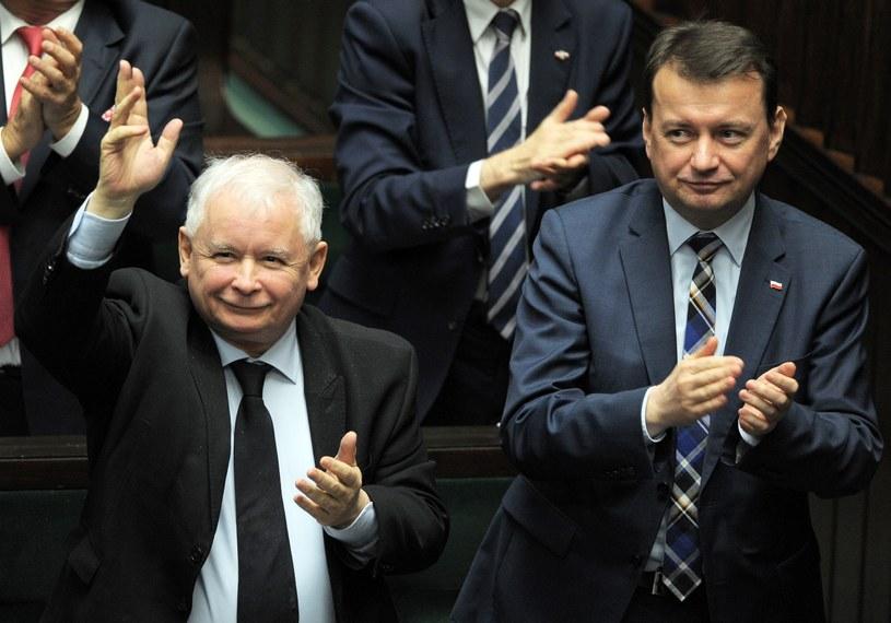 Jarosław Kaczyński w Sejmie /Jan Bielecki /East News