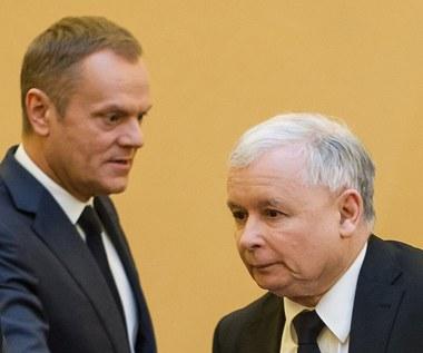 Jarosław Kaczyński wini Donalda Tuska za Brexit