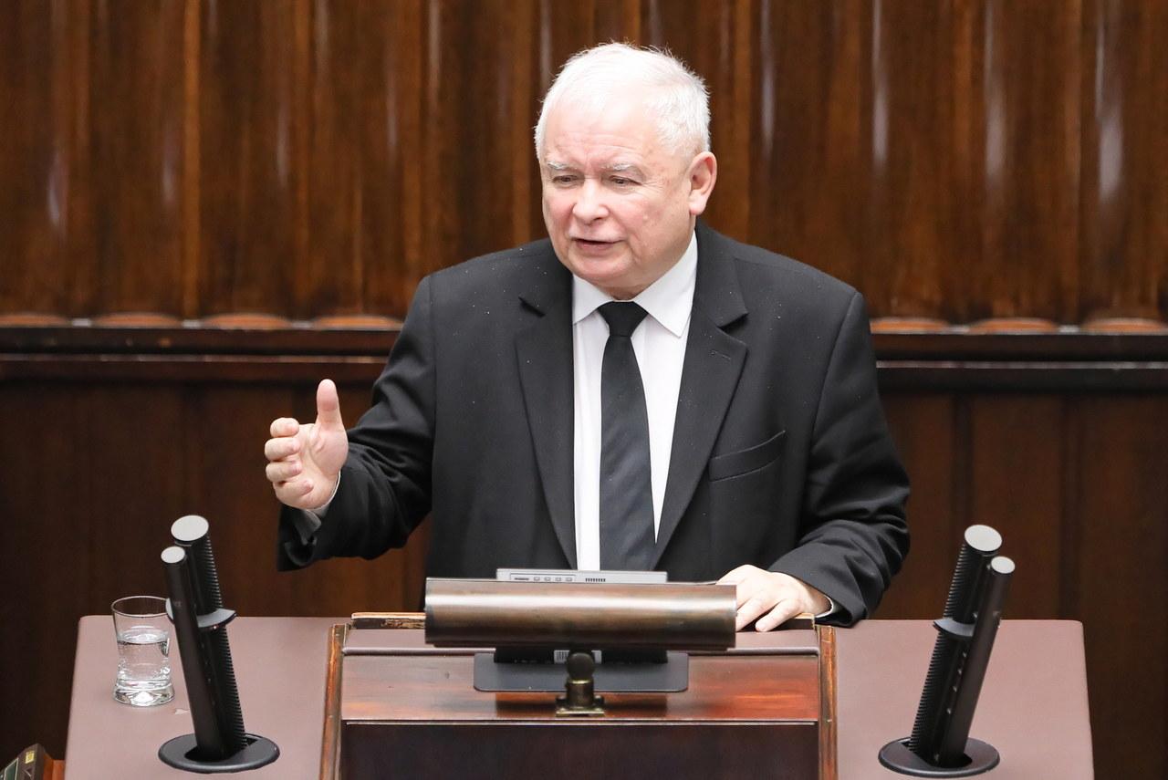 Jarosław Kaczyński: Wolność, zaufanie i rodzina służą ciągłości polskiego narodu