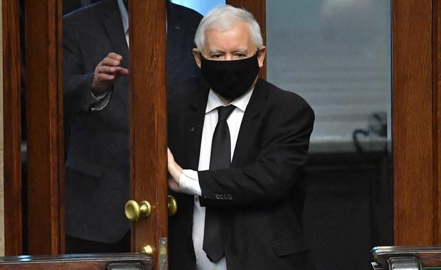 Jarosław Kaczyński wywieziony z Warszawy podczas Strajku Kobiet? Odpowiedź rzeczniczki PiS