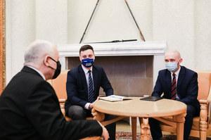 Jarosław Kaczyński zapowiada w rozmowie z Interią: Wzmocnimy liczbę kobiet w gabinecie