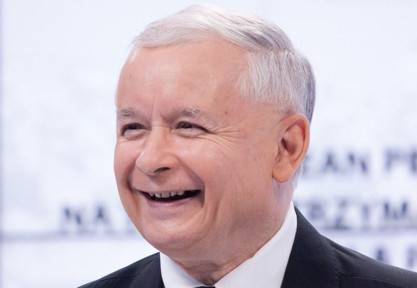 Jarosław Kaczyński /Krystian Maj /Reporter