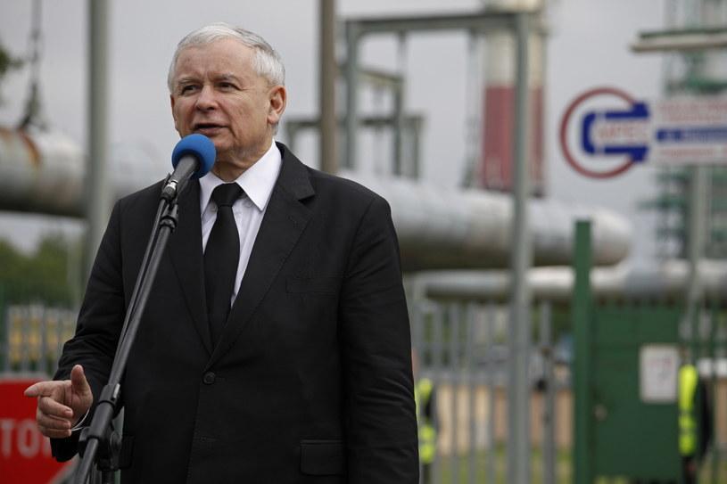 Jarosław Kaczyński /Artur Reszko /PAP