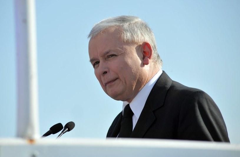 Jarosław Kaczyński /Wojciech Stróżyk /Reporter