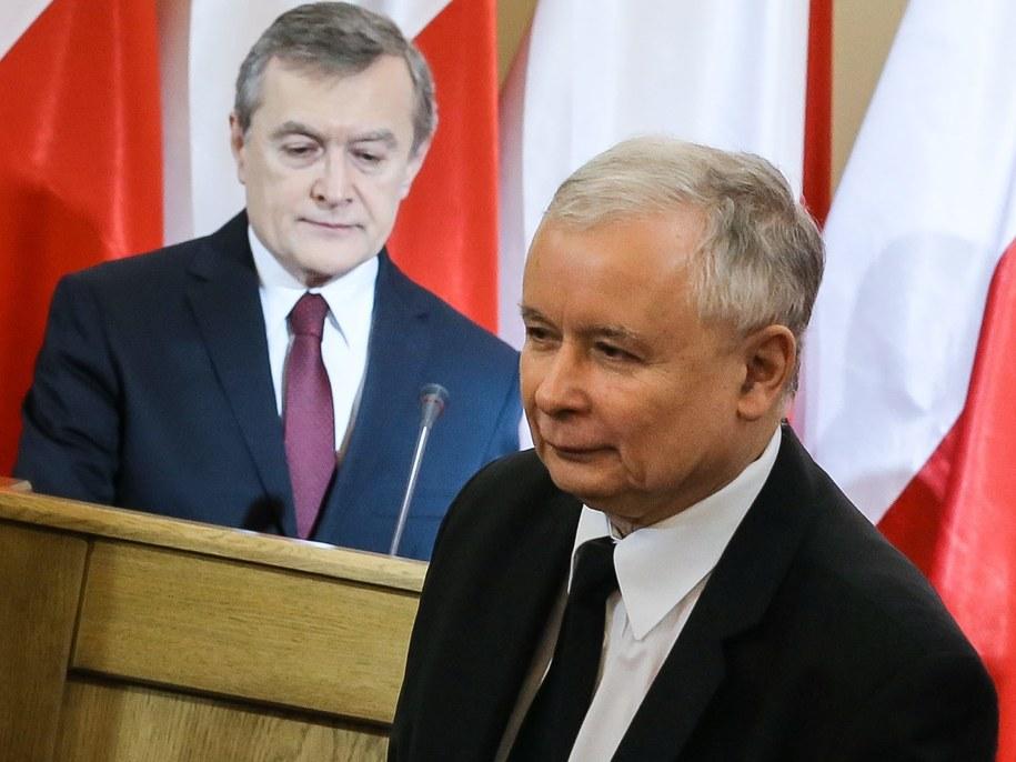 Jarosław Kaczyński /Paweł Supernak /PAP