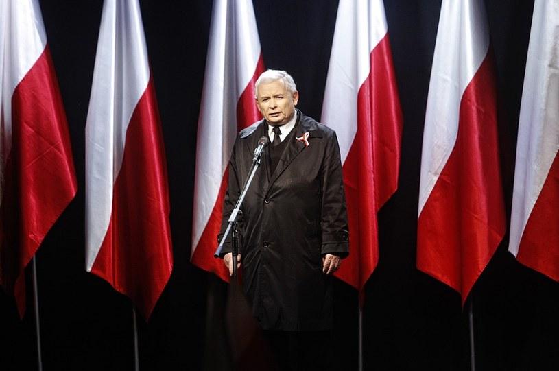 Jarosław Kaczyński /Adam Guz /Reporter