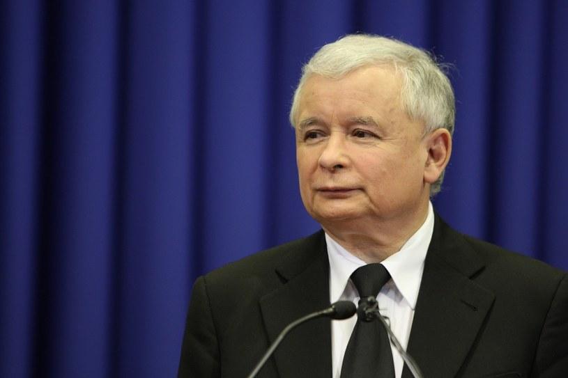 Jarosław Kaczyński /S. Kowalczuk /East News