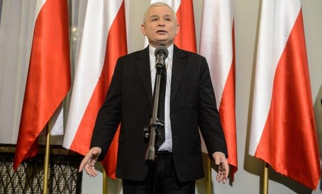 Jarosław Kaczyński /PAP/Jakub Kamiński  /PAP