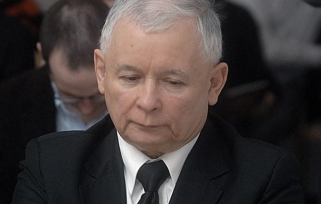 Jarosław Kaczyński /- /MWMedia