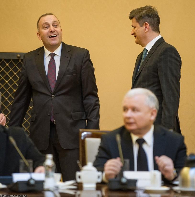 Jarosław Kaczyński /Bartosz Krupa /East News