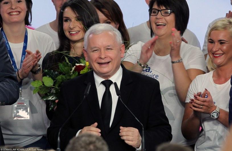 Jarosław Kaczyński /STANISLAW KOWALCZUK /East News