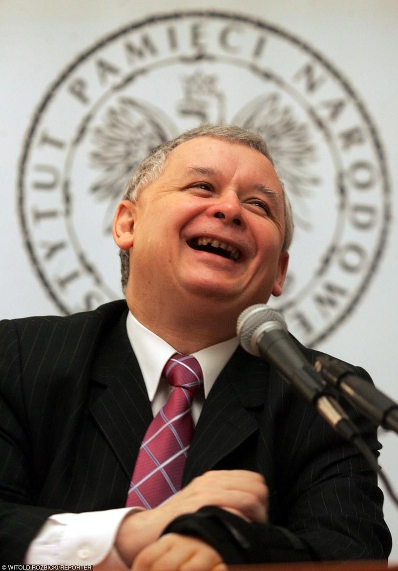Jaroslaw Kaczyński /- /East News