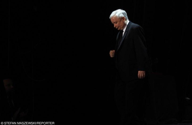 Jarosław Kaczyński /STEFAN MASZEWSKI/REPORTER /Reporter