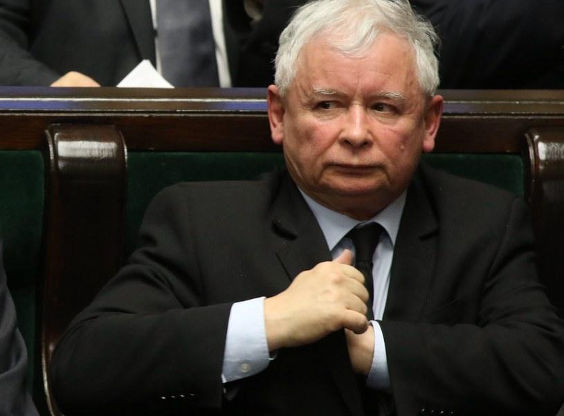 Jarosław Kaczyński /Sławomir Kamiński /