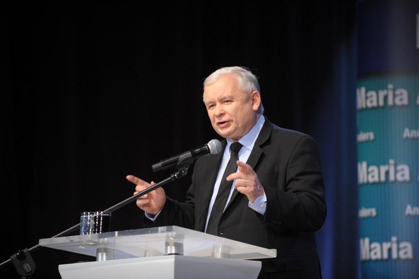 Jarosław Kaczyński /Przemysław Piątkowski /PAP