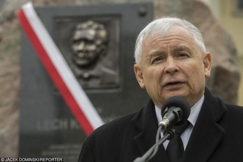 Jarosław Kaczyński /Dominski/REPORTER /East News