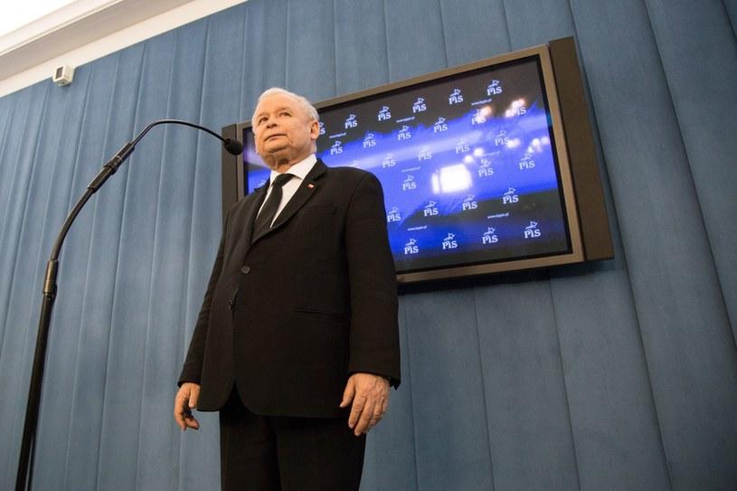 Jarosław Kaczyński /Maciej Luczniewski /Reporter
