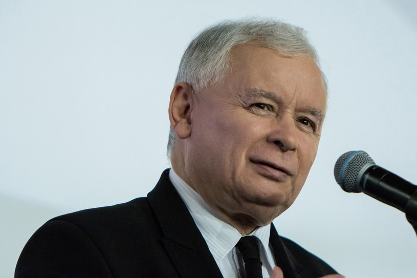 Jarosław Kaczyński /Mariusz Gaczyński /East News