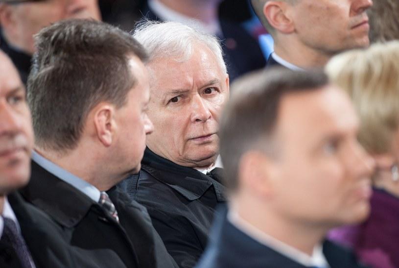 Jarosław Kaczyński /- /East News