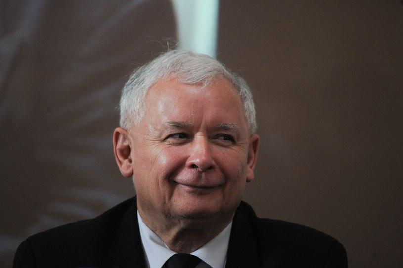 Jarosław Kaczyński /Daniel Gnap /East News