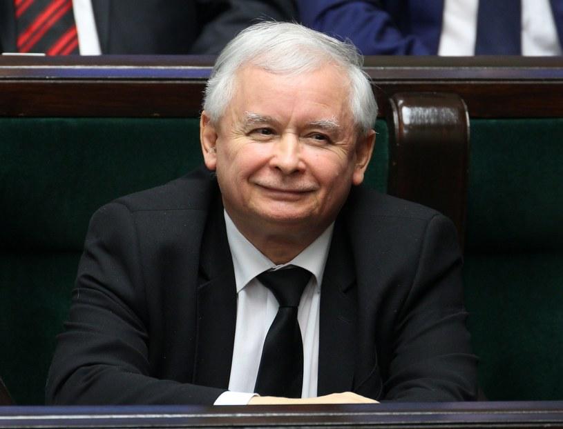 Jarosław Kaczyński /Stanisław Kowalczuk /East News