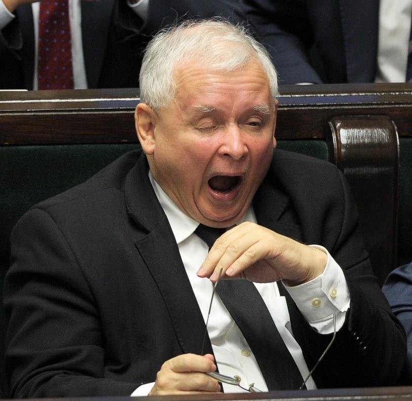 Jarosław Kaczyński /Jan Bielecki /East News