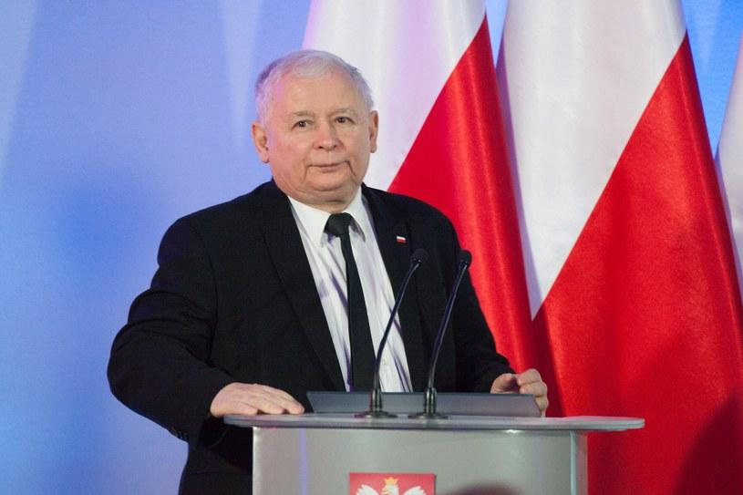 Jarosław Kaczyński /Aleksandra Szmigiel-Wiśniewska /Reporter