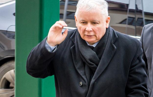 Jarosław Kaczyński /Tytys Żmijewski /PAP
