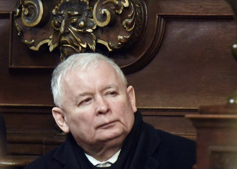 Jarosław Kaczyński /M. Lasyk /Reporter