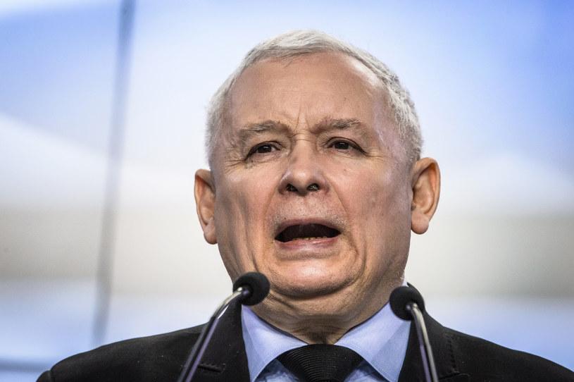 Jarosław Kaczyński /Jacek Domiński /Reporter