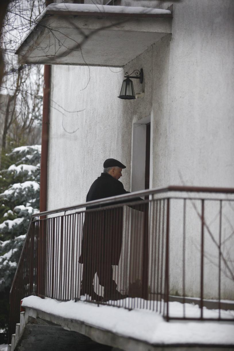 Jarosław Kaczyński /Paweł Dąbrowski /East News