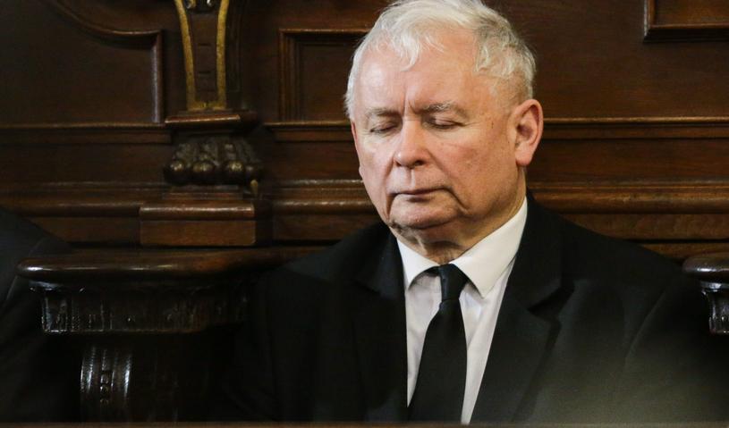 Jarosław Kaczyński /Filip Radwański /Agencja FORUM