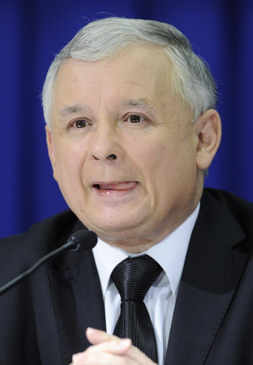 Jarosław Kaczyński /Piotr Bławicki /East News