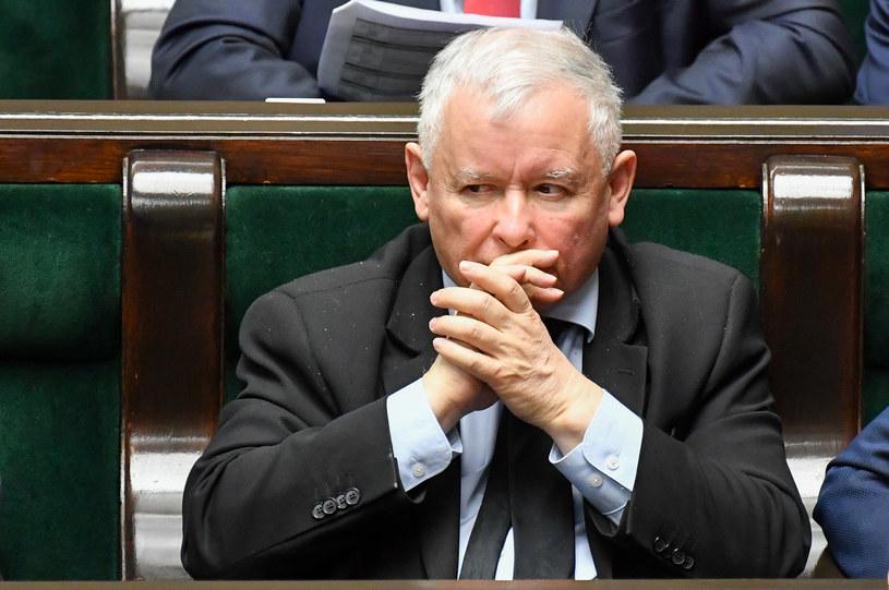 Jarosław Kaczyński /Jacek Dominski/REPORTER /East News