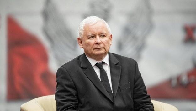 Jarosław Kaczyński /Marek Klinski /PAP